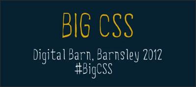Big CSS