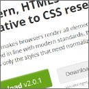 Normalize.css v1.0.0. released