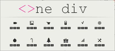 One div