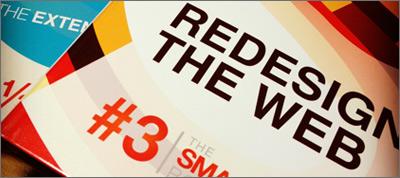 Smashing Book #3: Redesign The Web