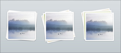 Use Pseudo Elements to Create an Image Stack Illusion