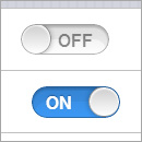iOS 6 switch style checkboxes with pure CSS