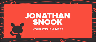 Your CSS is a Mess