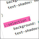 What's the Status of the ::selection Pseudo-element?