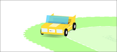 Pure CSS3 Gran Turismo