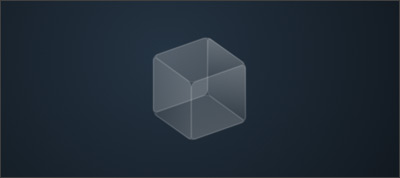 CSS Melting Ice Cube
