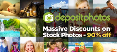 Massive Discounts on Stock Photos  - 90% off!