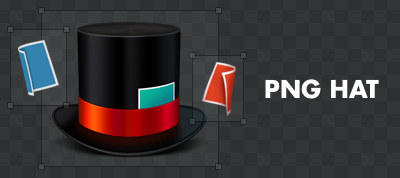 PNG Hat - A Better Way To Slice Photoshop Designs