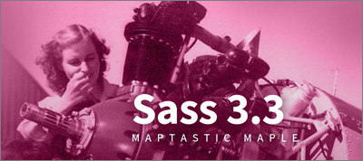 Sass 3.3