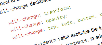 Everything You Need to Know About the CSS will-change Property