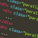 Pure CSS Parallax Scrolling Websites