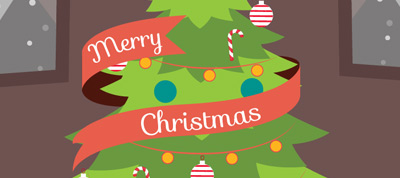Christmas Card (Google Chrome Experiment)