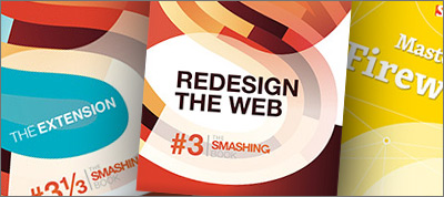 Smashing Web & Graphics eBook Bundle: 7 eBooks for only $18!