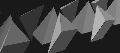CSS Cubes and Pyramids