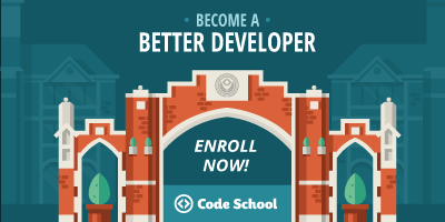 Learn by doing with Code School