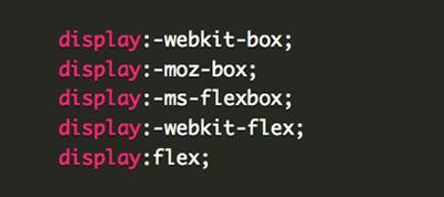 Modern Web Layout with Flexbox