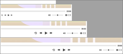 Applying Flexbox to the Video Player