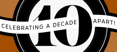 Celebrate A Decade Apart!Save $100 on An Event Apart 2016