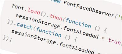 Web Font Loading Patterns