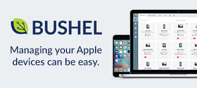 Set up and protect your Apple devices at work