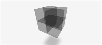 CSS 3D Box with Mock Shadow