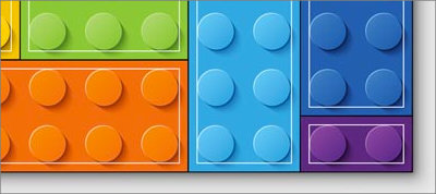 Learning from Lego: A Step Forward in Modular Web Design