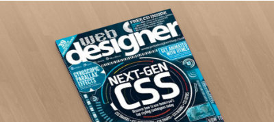 3D Magazine Flip Preview in CSS