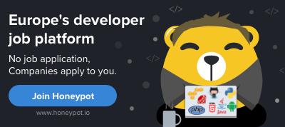 Europe's developer-focused job platform - Get your ideal job in 3 weeks