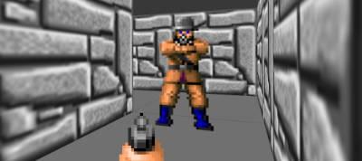 CSS Wolfenstein 3D