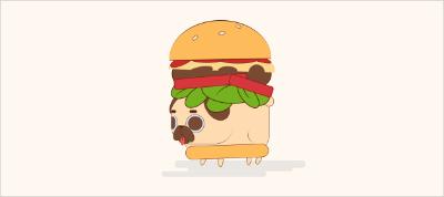 CSS Pugburger