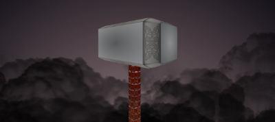 CSS Thor's Hammer - Mjölnir