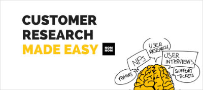 Learn from customers faster with NomNom