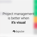 Project management is better when it's visual