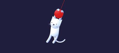 CSS: Cat Swinging on String