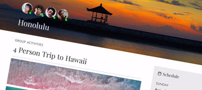 Native-Like Animations for Page Transitions on the Web