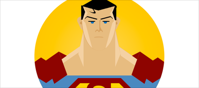 CSS Superman