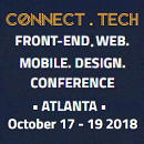 CONNECT TECH the fastest growing web/mobile dev conference