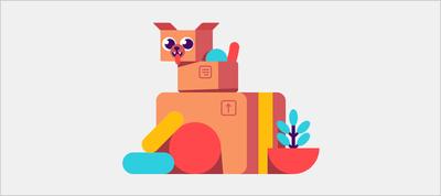 CSS Box Dog