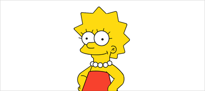 CSS Lisa Simpson