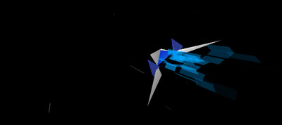 Only CSS: STARFOX Arwing Drone