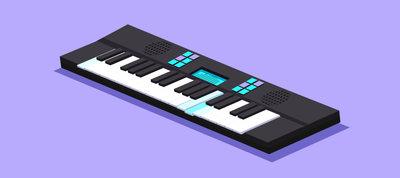 CSS Piano Keyboard