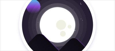 CSS Full Moon