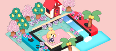 Animal Crossing: Isabelle's Day Off (Pure CSS)