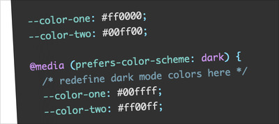 How to Tell Browsers That Your Site Supports Color-Schemes