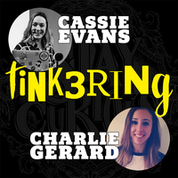 "Stay Curious – ""Tinkering"" with Cassie Evans and Charlie Gerard"