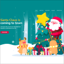 Be: Choose from 10+ awesome pre-built festive websites. $59 only.