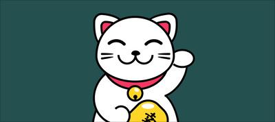 Full CSS Maneki Neko