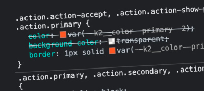Refactoring CSS: Introduction