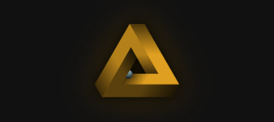Moving on a Penrose Triangle
