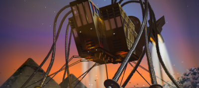 Sci-Fi Art: A Vacuum From Space